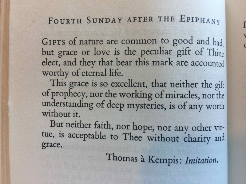 Fourth Sunday after The Epiphany exported