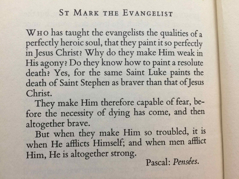 St. Mark The Evangelist (April 25th  2017) exported