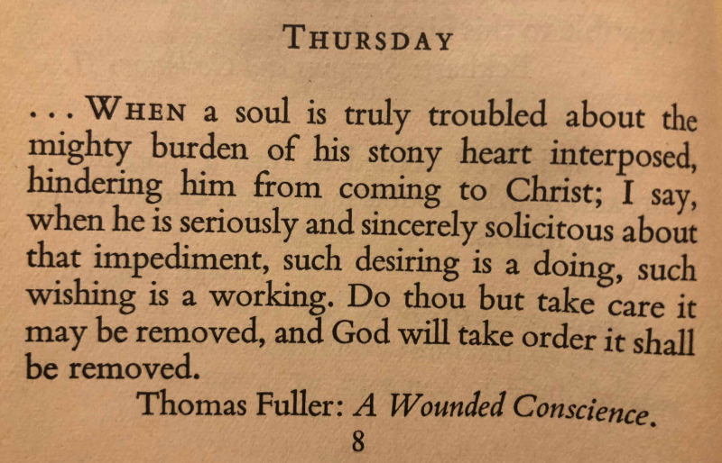2nd Thursday of Advent (top quote)