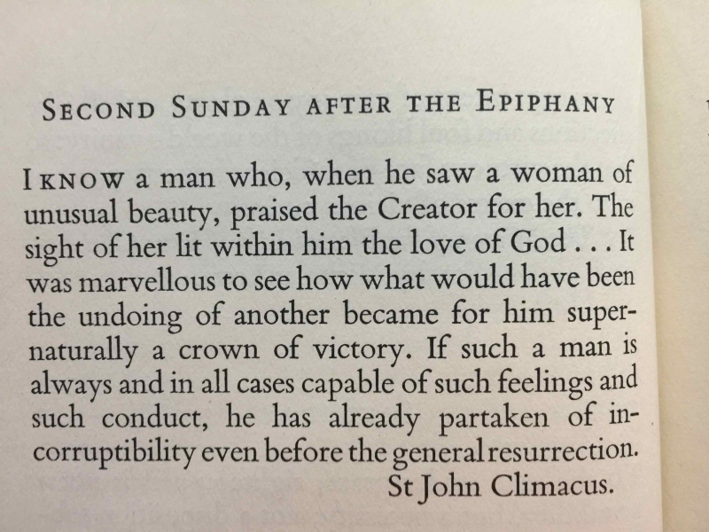 Second Sunday after The Epiphany exported