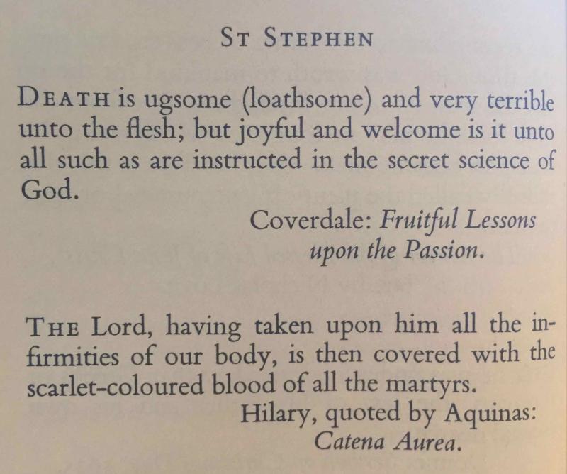 Feast of St. Stephen (final)