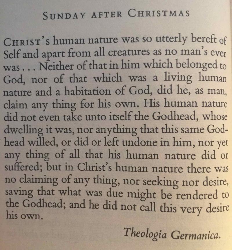 Sunday after Christmas Final